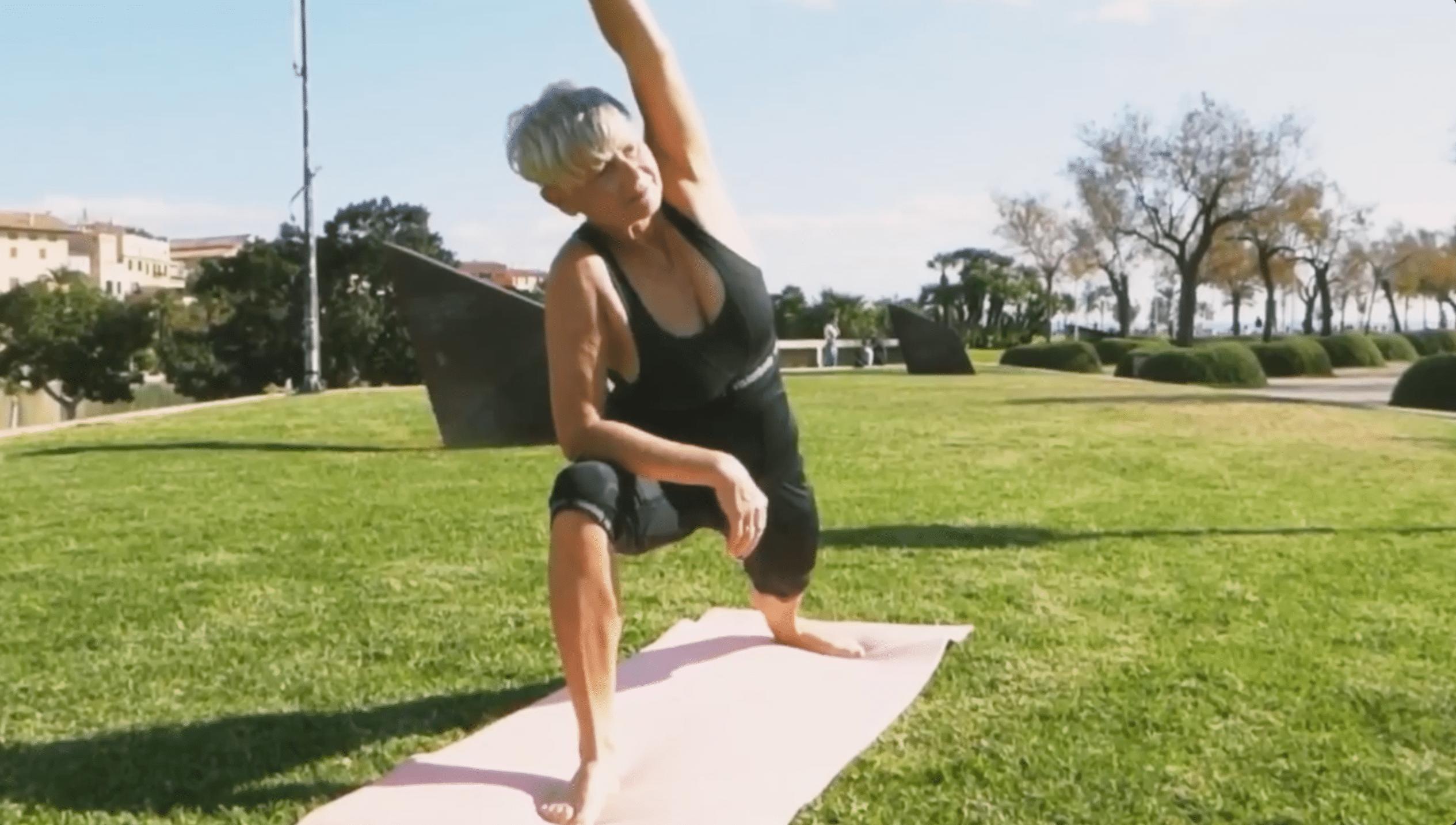 Übungen gegen Inkontinenz